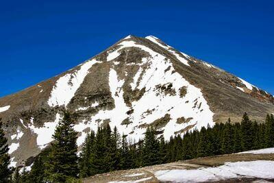 Climb Mt. Guyot
