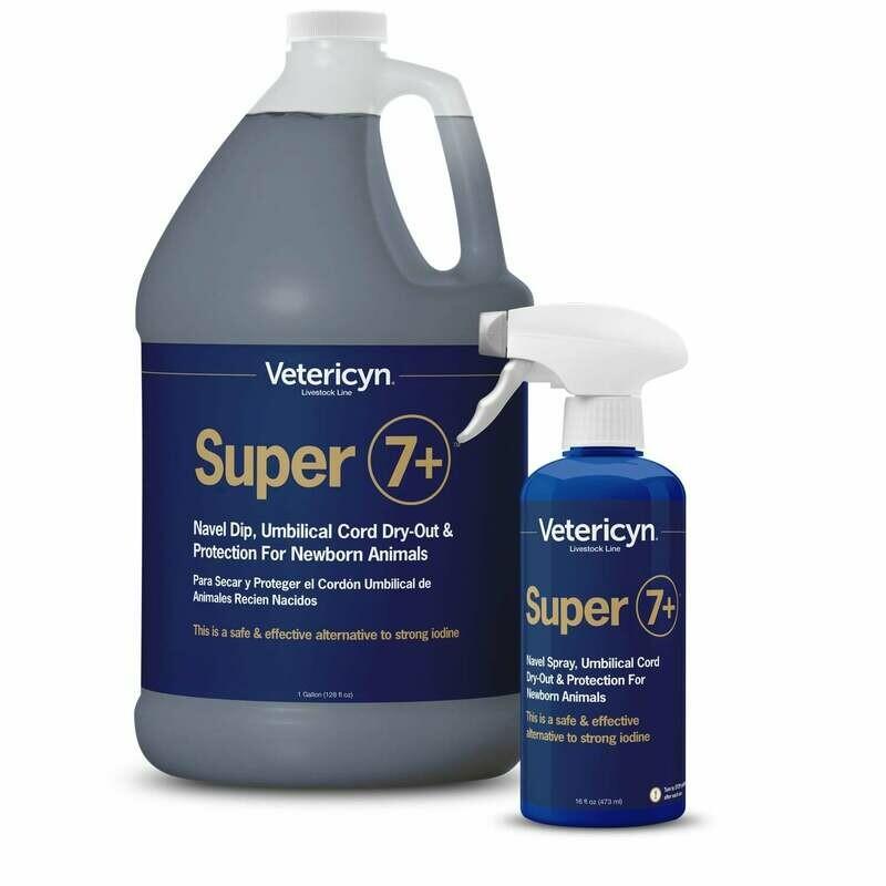 Vetericyn Super 7+ Sterk Jodium Alternatief