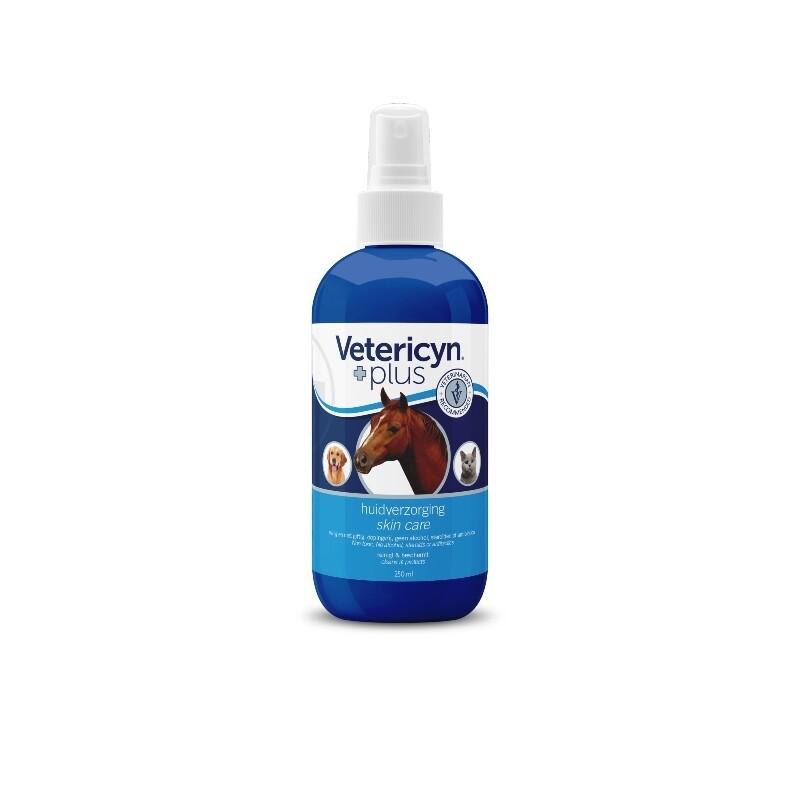 Vetericyn Plus Grote Dieren Huidverzorging Spray
