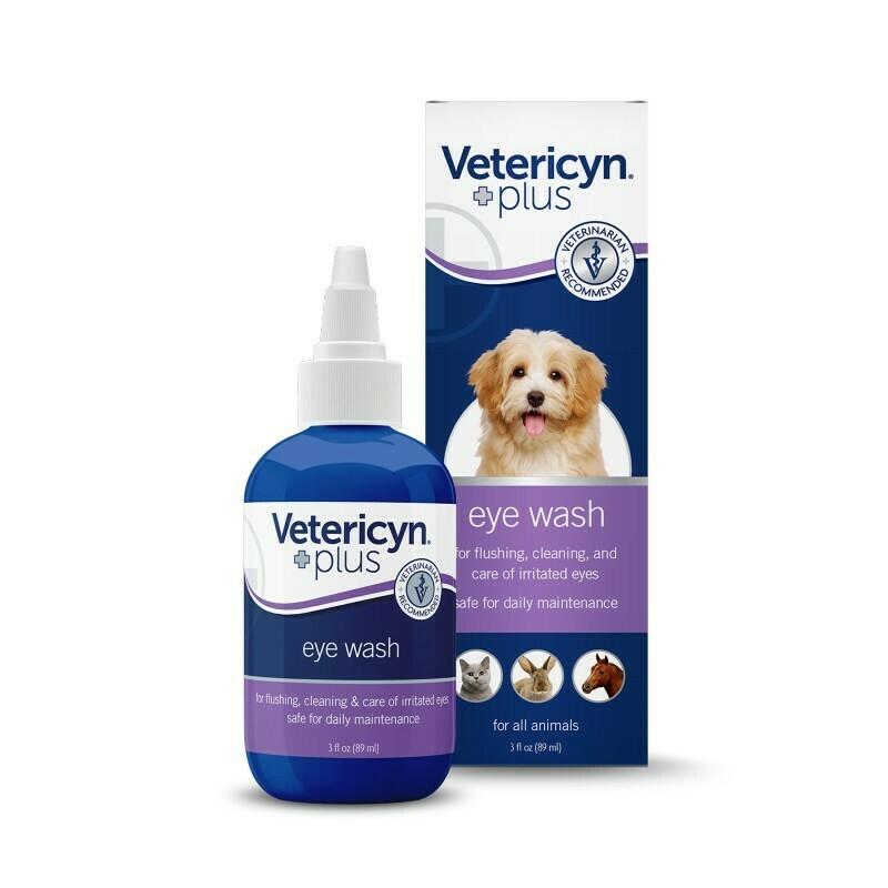 Vetericyn Plus Alle Dieren Oogzorg (Druppels)