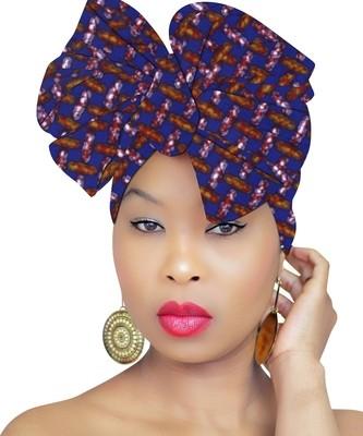 African Head Scarf - Bahati