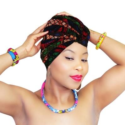 African Head Wrap - Malaika