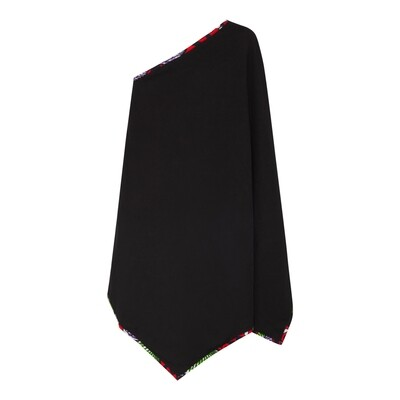 African Poncho - Reversible Poncho