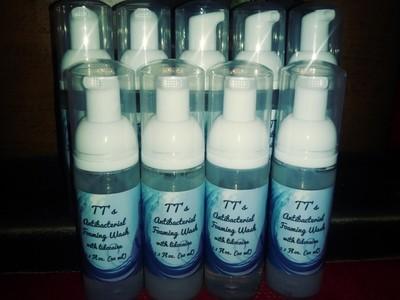 TT's Tattoo Wash with Lidocaine  1.7fl  6 pack