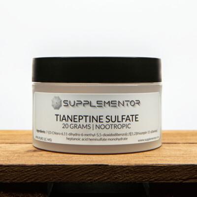 TIANEPTINE SULFATE POWDER NOOTROPIC