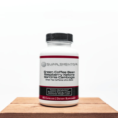 GREEN COFFEE, KETONE AND GARCINIA ULTRA BLEND BIOCEUTICAL SUPPLEMENT