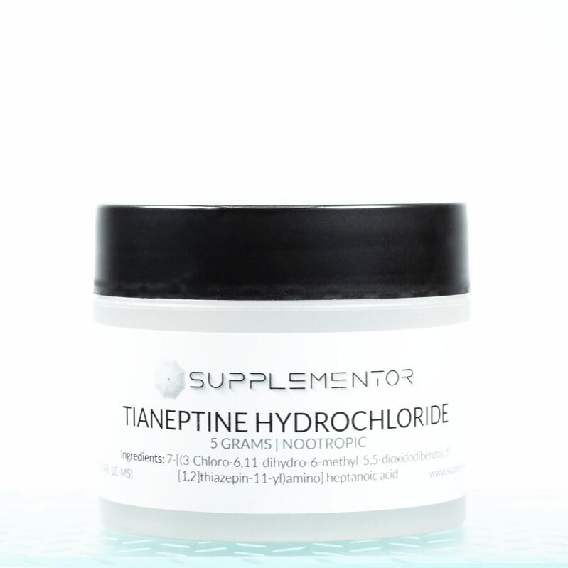 Tianeptine Hydrochloride (HCl) Powder Nootropic