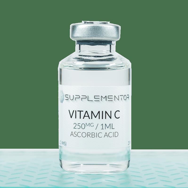 Vitamin C Subcutaneous 250MG Per 1ML 5Grams/20ML Bottle