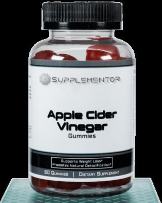 Apple Cider Vinegar 60 Count Gummies Supplement