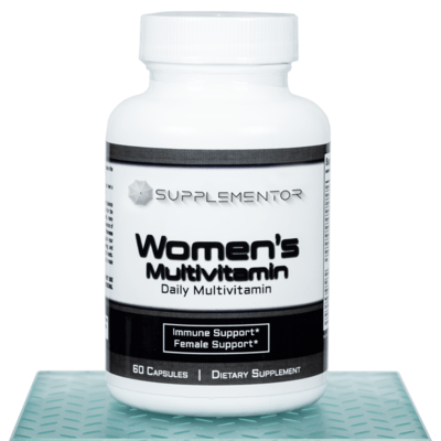 Women's Multivitamin 60 Count Capsules Supplement