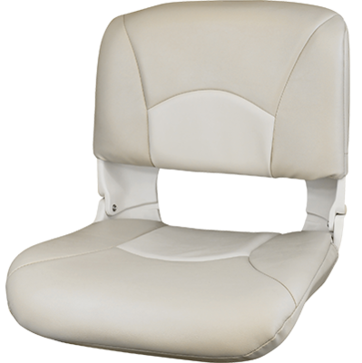 All-Weather High-Back Boat Seat Tan / Sand
