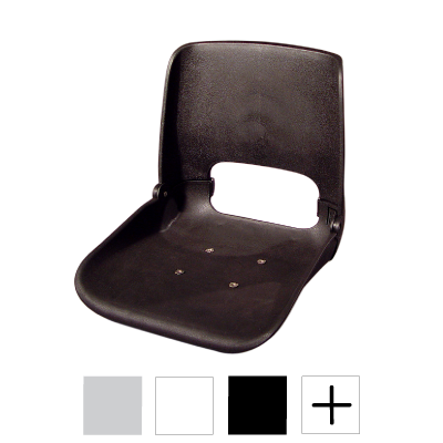 Profile Seat Shell W/T-Nuts