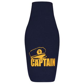 Bottle Buddy - Captain  - Navy/Gold