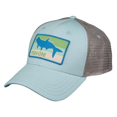 FISH-ON! Tarpon Hat - Various Colors