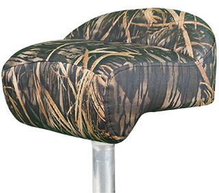 Guide Series Casting Seat Mossy Oak Shadow Grass Vinyl