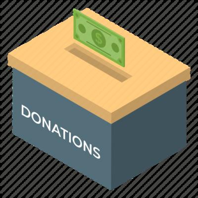 DONATION BOX 1