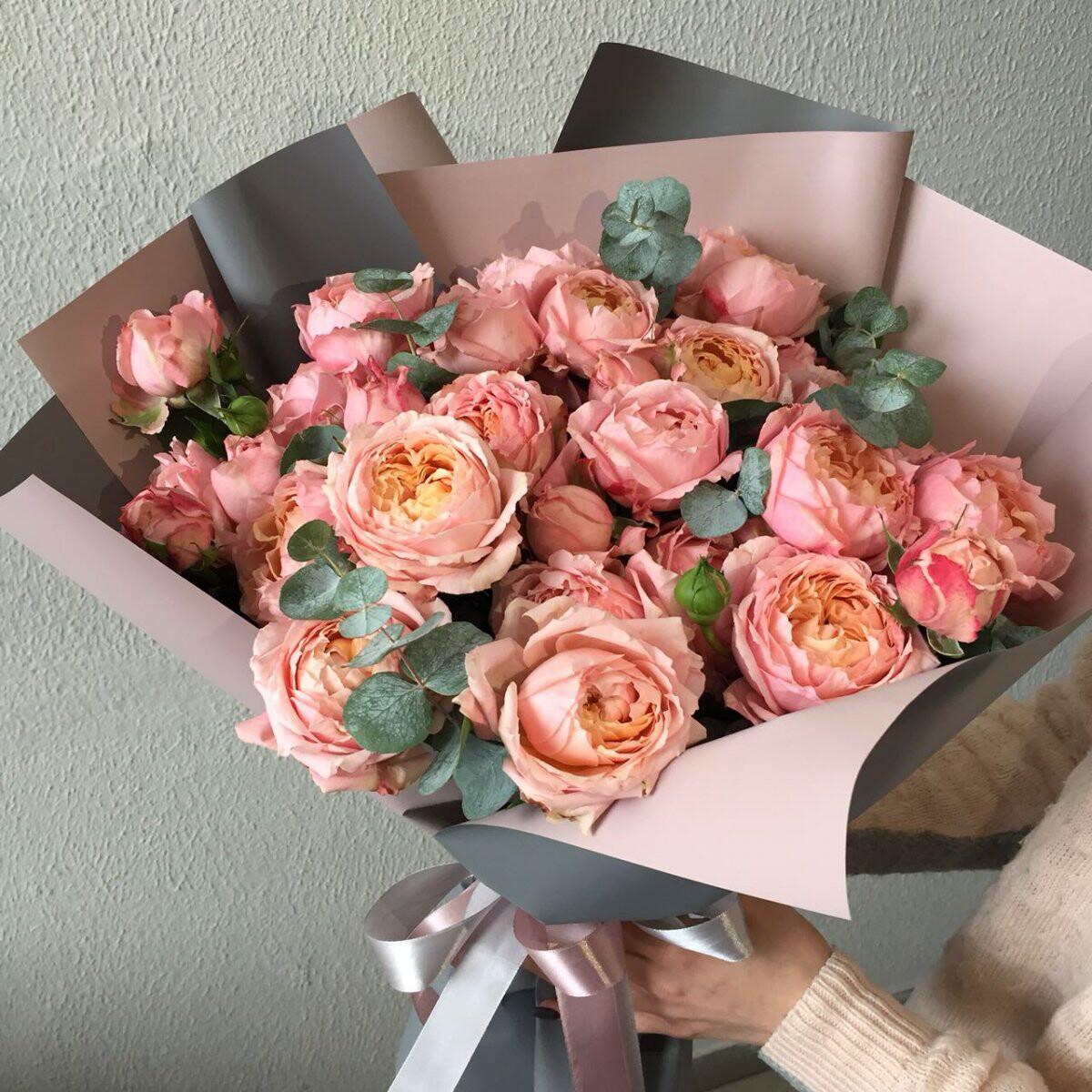 Букет роз Джульетта