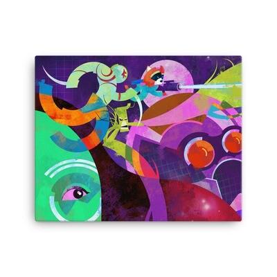 Guardians, Canvas art print
