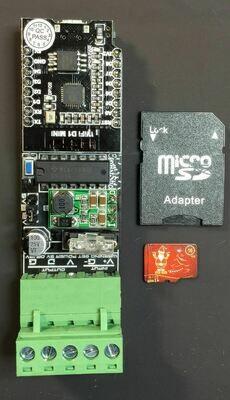 5v - 12V SD-Card WiFi Enhanced Edition