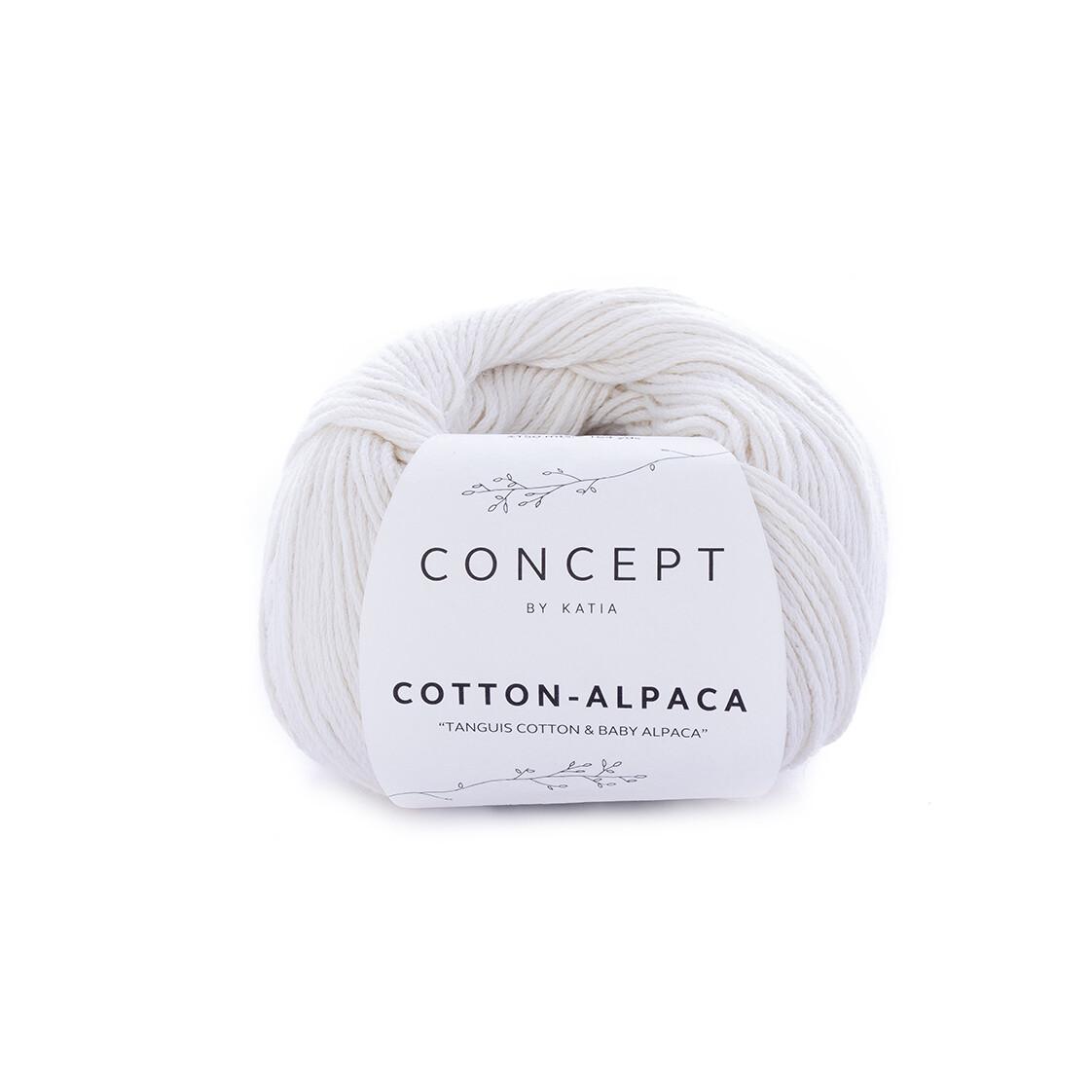 Cotton Alpaca garen