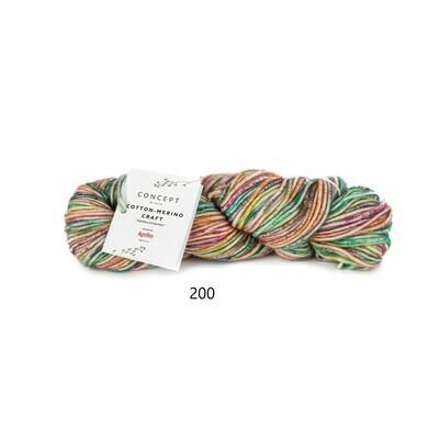 Cotton Merino Craft