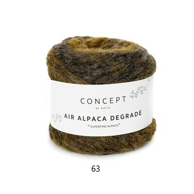 Air Alpaca Degradé