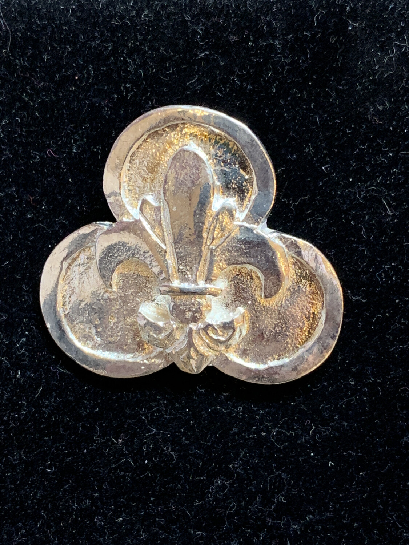 India Stewart Pin (Silver)