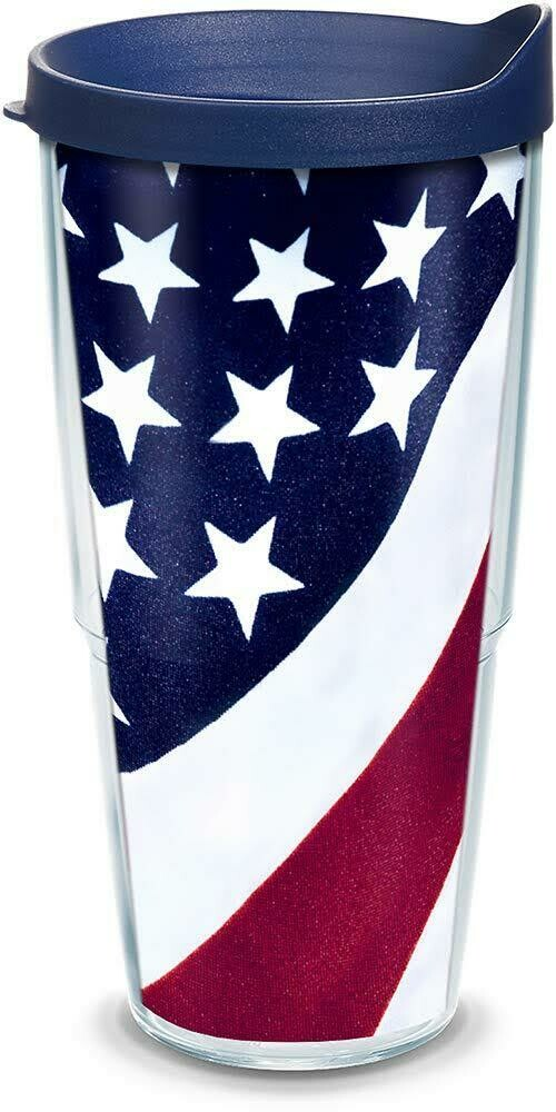 American Flag Tervis