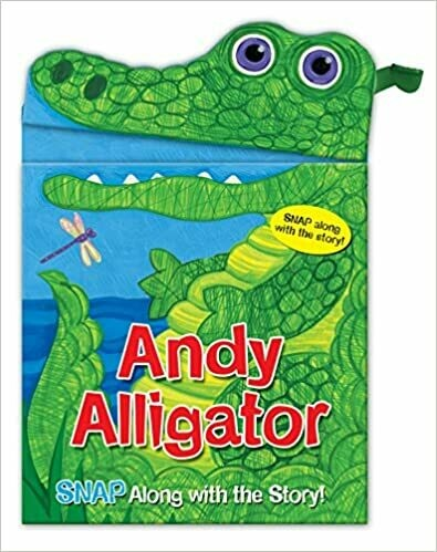 Andy Alligator (Snappy Fun Books) by Sarah Albee