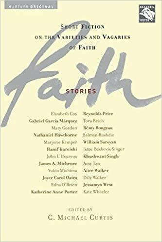 Faith: Stories: Short Fiction on the Varieties and Vagaries of Faith