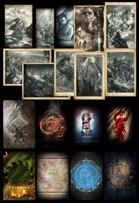 ENTIRE Sticker Collection!