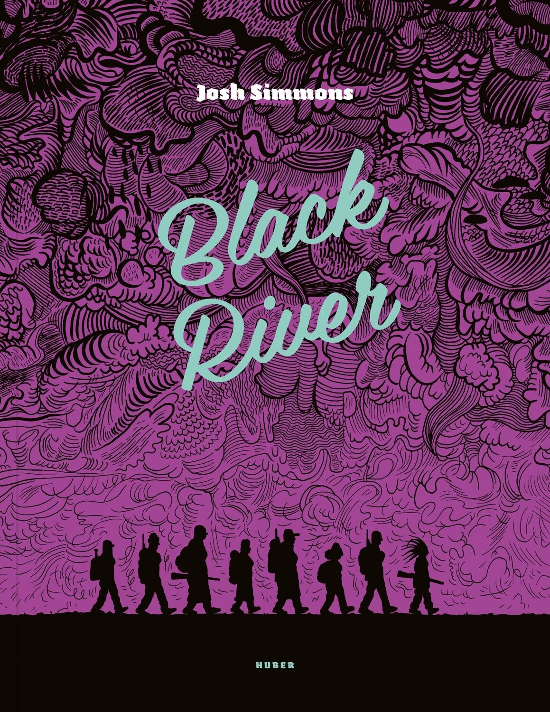 BLACK RIVER de Josh Simmons