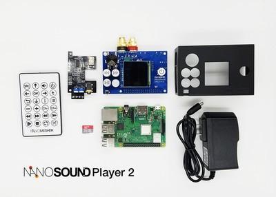 NanoSound Player 2 Kit