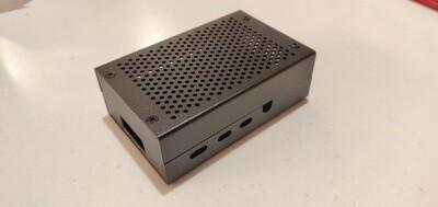 Aluminium Case for Pi 4
