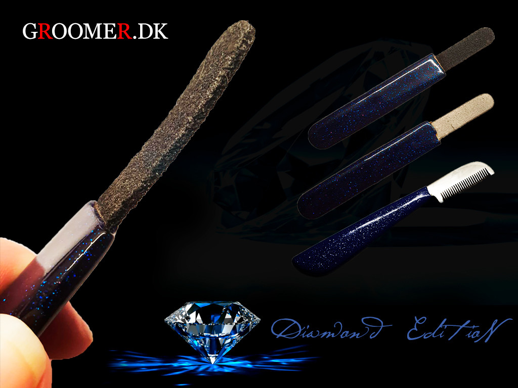 DIAMOND EDITION set of 3 knives