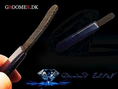 DIAMOND EDITION - stripping knife COARSE