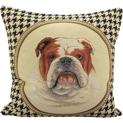 Belgian tapestry - ENGLISH BULLDOG