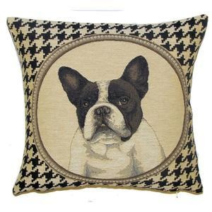 Belgian tapestry - FRENCH BULLDOG