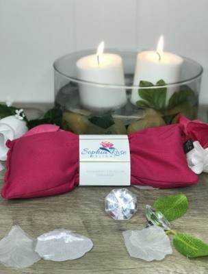 Scented Lavender Eye Pillow