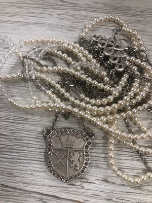 Sisilia Ten Flower Necklace