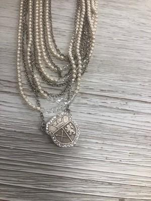 Sisilia Ten Multi Strand Necklace