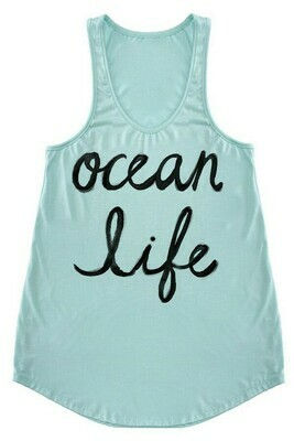 Ocean Life Tee