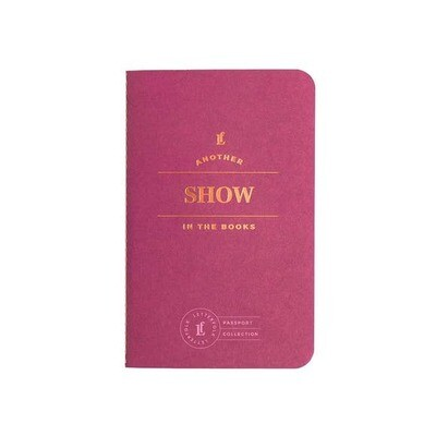Show Passport Journal