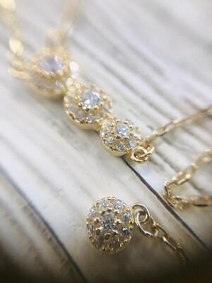 Y Tri  Necklace