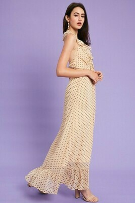 Chifton Maxi Dress