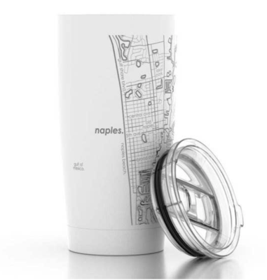Naples 20 oz Insulated Pint Tumbler