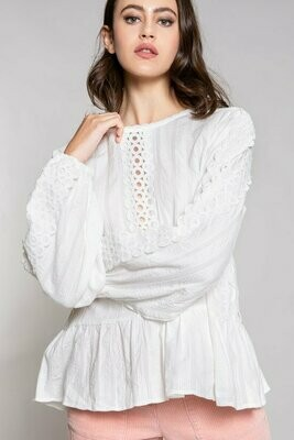 White Babylon Top