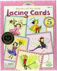 Lacing Cards Game