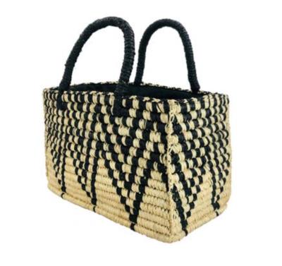 El Marino Straw Bag
