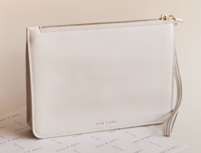 Exclusive Structured Clutch
